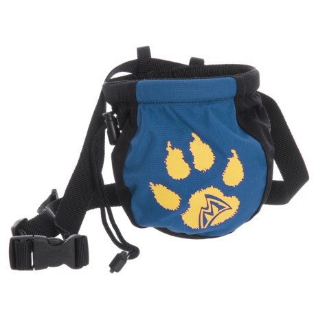 Mad Rock Chalk Bag (For Kids) in Bear Paw Blue