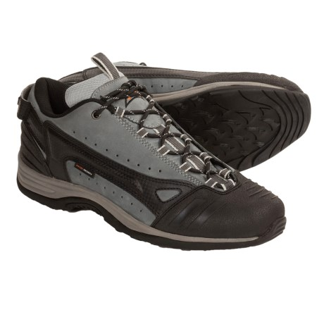Mad Rock Fanatic 08 Trail Shoes - Suede (For Men and Women) in Grey/Black