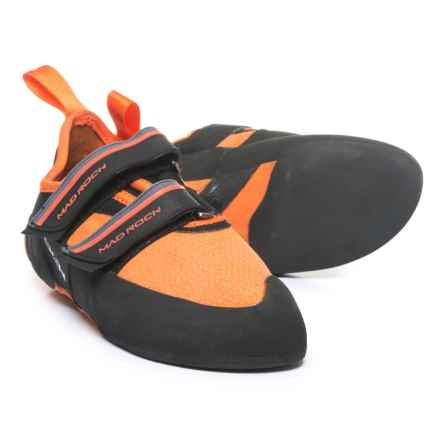 Mad Rock Flash 2.0 Climbing Shoes (For Big Kids) in Orange - Closeouts