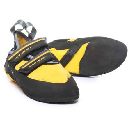 Mad Rock Flash 2.0 Climbing Shoes (For Big Kids) in Yellow - Closeouts