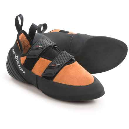 Mad Rock Flash Climbing Shoes (For Men and Women) in Orange - Closeouts