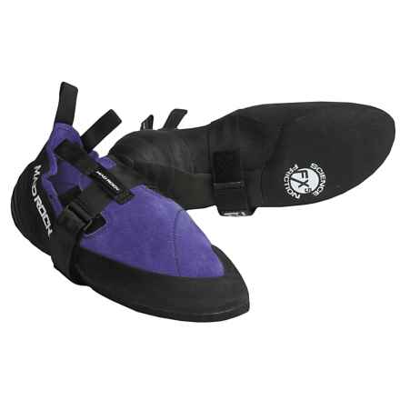 Mad Rock Maniac Climbing Shoes (For Men and Women) in Purple - Closeouts