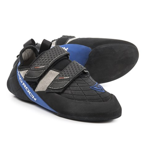 Mad Rock Mugen Tech 2.0 Climbing Shoes (For Men and Women) in Grey/Black