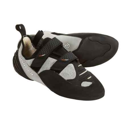 Mad Rock Mugen Tech Climbing Shoes (For Men and Women) in Grey/Black - Closeouts
