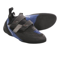 Mad Rock Mugen Tech Climbing Shoes (For Men and Women) in Grey/Blue - Closeouts