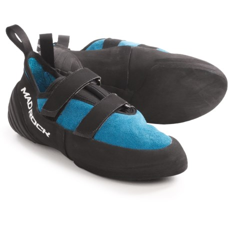 Mad Rock Onsight Climbing Shoes (For Women) in Aqua