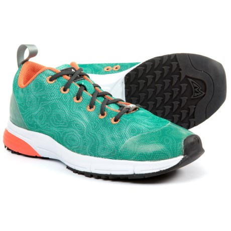 Mad Rock Topo Approach Shoes (For Women) in Teal