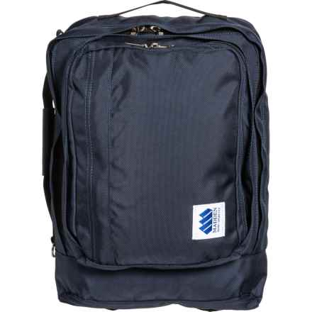 Madden Getaway Convertible Backpack in Midnight Navy