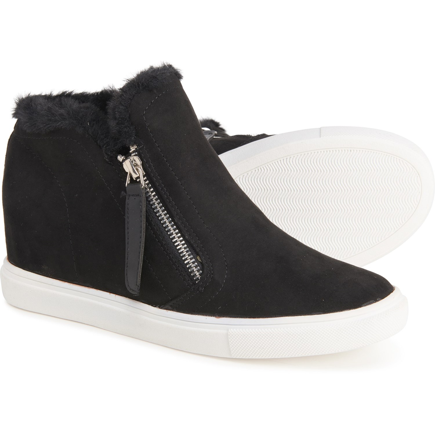 MADDEN GIRL Prevale Cozy-Lined Wedge