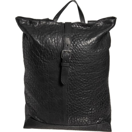 Made in Italy Convertible Backpack - Leather