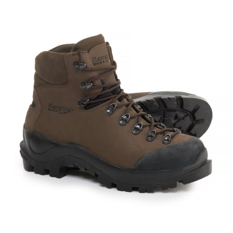 Made in Italy Desert Guide Hiking Boots – Waterproof, Insulated, Leather (For Men)