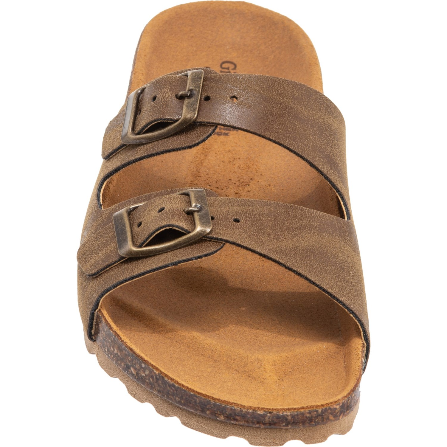 7f11678b11c Made in Italy Double-Buckle Sandals (For Girls) - Save 28%
