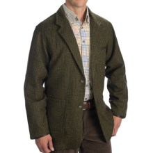 Madison Creek Outfitters Country Manor Jacket - Lambswool (For Men) in Multi Check - Closeouts