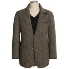 Madison Creek Outfitters Dinner Jacket - Lambswool (For Men) in Herringbone - Closeouts