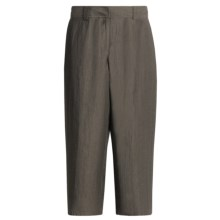 Madison Hill Crop Pants (For Women) in Espresso - Closeouts