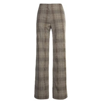 Madison Hill Glen Plaid Pants - Heathered (For Women) in Multi