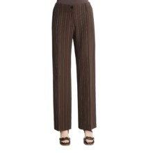 Madison Hill Multi-Pinstripe Pants (For Women) in Multi - Closeouts