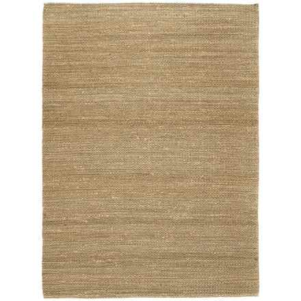 """Madison Home Jute and Wool Area Rug - 5'7""""x7'11"""" in Jute/Wool - Overstock"""