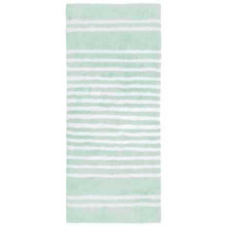 """Madison Home Runner Bath Rug - 22x54"""" in Mineral White - Closeouts"""