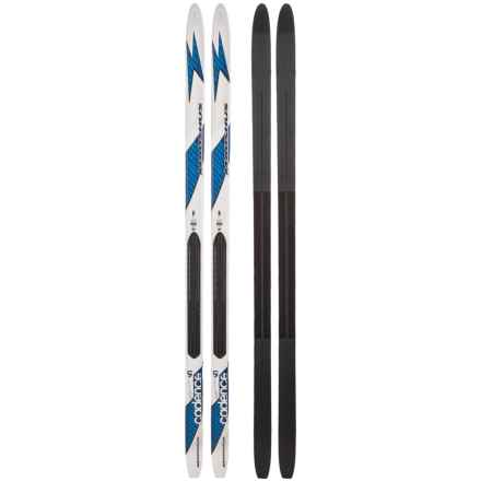 Alpina Discovery Backcountry Nordic Skis Save - Alpina discovery skis