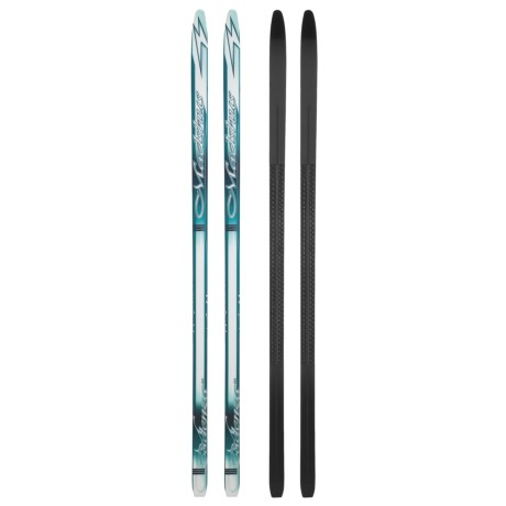 Madshus Cadenza 100 Cross-Country Skis - Classic Touring (For Women) in See Photo