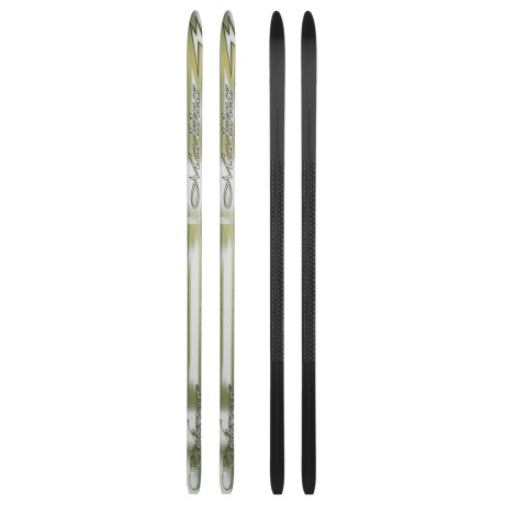 Madshus Cadenza 120 Cross-Country Skis - Classic Touring (For Women) in See Photo