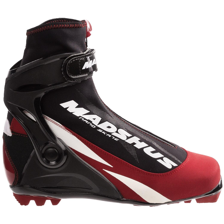 Madshus Nano Cross Country Skate Ski Boots For Men And