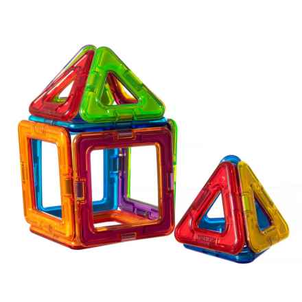 Magformers Rainbow Set - 14 Pieces in See Photo - Closeouts