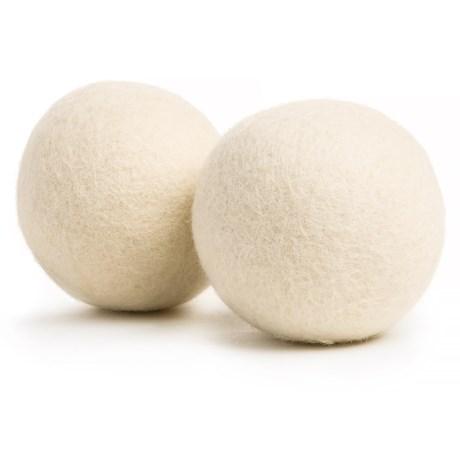 Magic Washberries Wool Dryer Balls - Set of 2