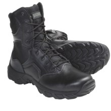 Magnum Cobra 8.0 SZ Duty Boots - Leather (For Men) in Black - Closeouts