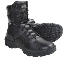 Magnum Cobra 8.0 WPI Duty Boots - Waterproof, Leather (For Men) in Black - Closeouts