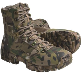 Magnum Sidewinder HPI Duty Boots (For Men) in Multicam