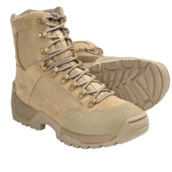 Magnum Sidewinder HPI Work Boots (For Men) in Desert Tan