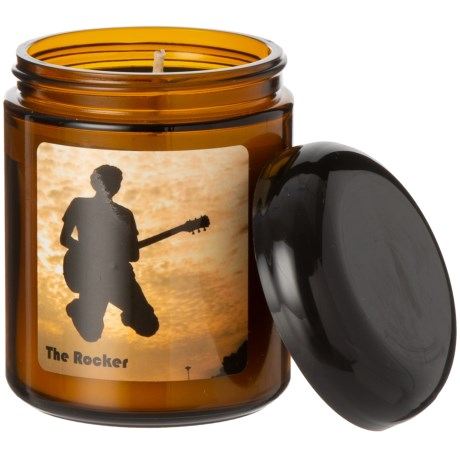 Magpie Primitives The Rocker Soy-Blend Candle - 8 oz. in Amber