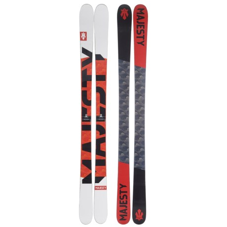 Majesty Local Hero Alpine Skis in See Photo
