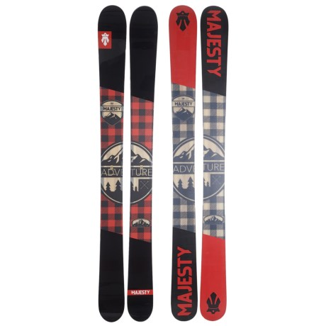 Majesty Lumberjack Alpine Skis in See Photo