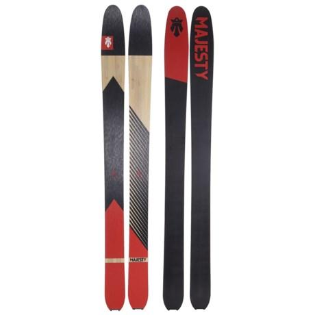 Majesty Skis Majesty Destroyer Alpine Skis in See Photo