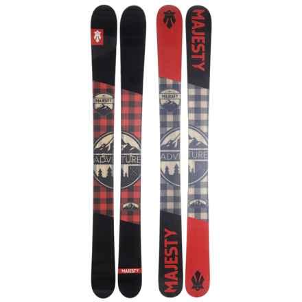 Majesty Skis Majesty Lumberjack Alpine Skis in See Photo - Closeouts
