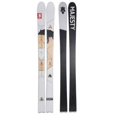Majesty Skis Majesty Wolf Alpine Skis in See Photo - Closeouts