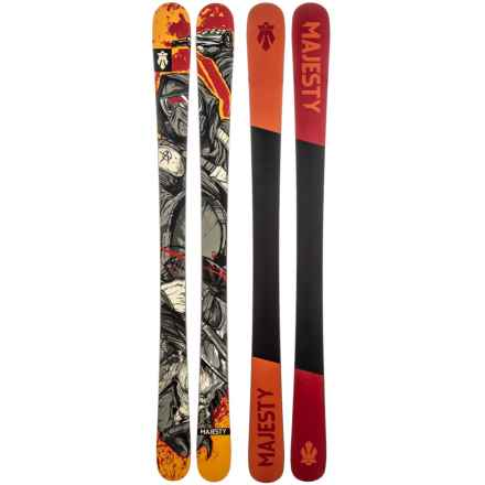 Majesty Skis Vandal 2.0 Alpine Skis in See Photo - Closeouts