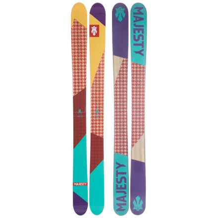 Majesty Velvet Alpine Skis in See Photo - Closeouts