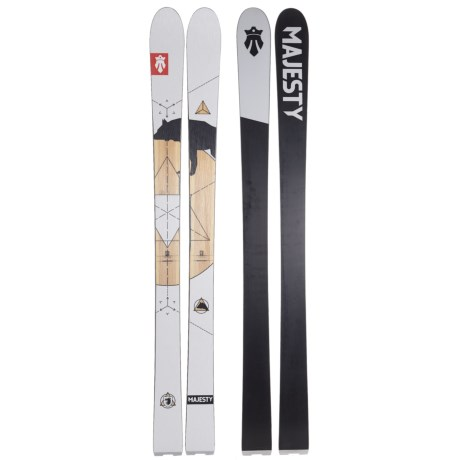 Majesty Wolf Alpine Skis in See Photo