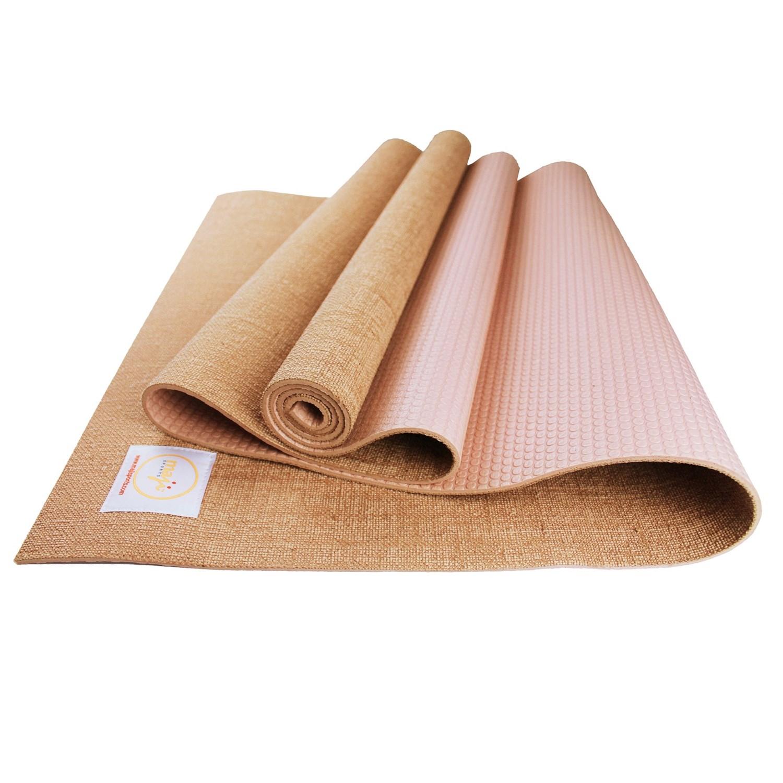 Maji Sports Jute Premium Yoga Mat Save 74