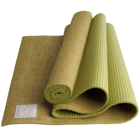 Maji Sports Jute Yoga Mat