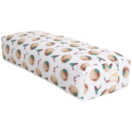Maji Sports Rectangular Yoga Bolster