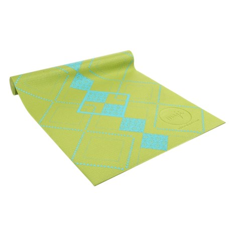 Maji Sports Two-Tone Yoga Mat - PVC