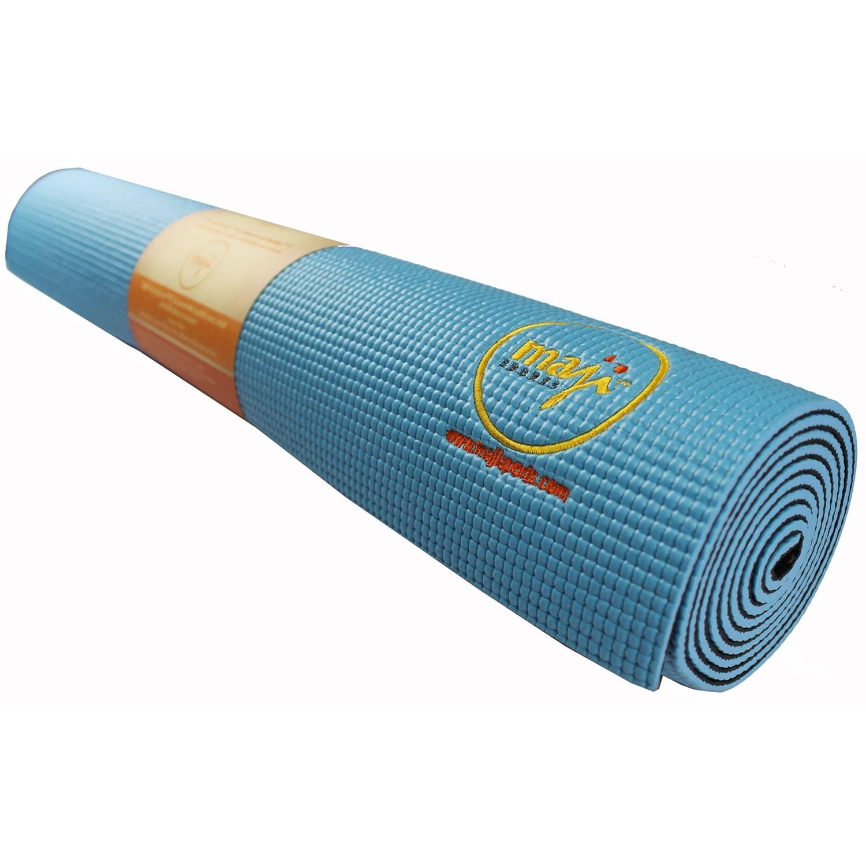Maji Sports Two Tone Yoga Mat Pvc Save 43