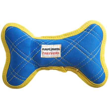 Mammoth Pet Products Treevers Dog Toy in Blue Bone - Closeouts