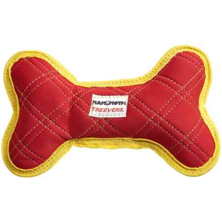 Mammoth Pet Products Treevers Dog Toy in Red Bone - Closeouts