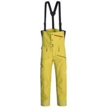 Mammut Alyeska Gore-Tex® Pro 3L Realization Snow Pants - Waterproof (For Men) in Salamander - Closeouts